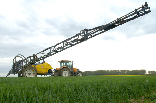 Les produits et déchets dangereux dans l'agriculture : Pesticides